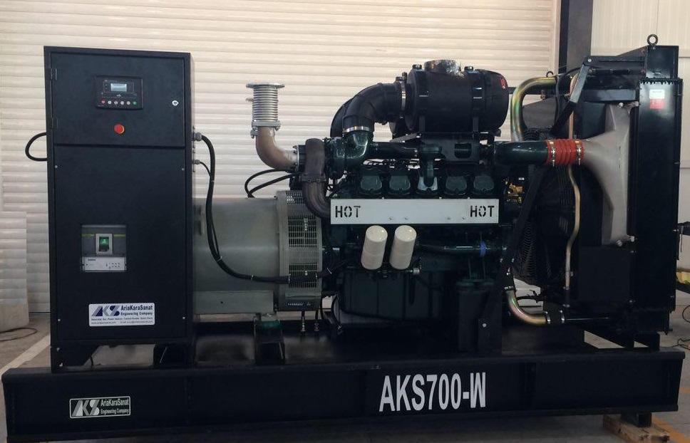 DOOSAN Diesel Generators