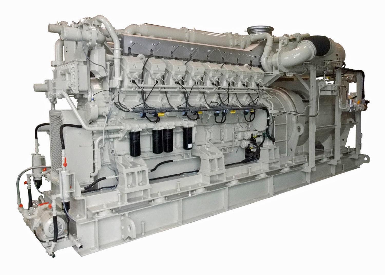 MITSUBISHI Gas Generator