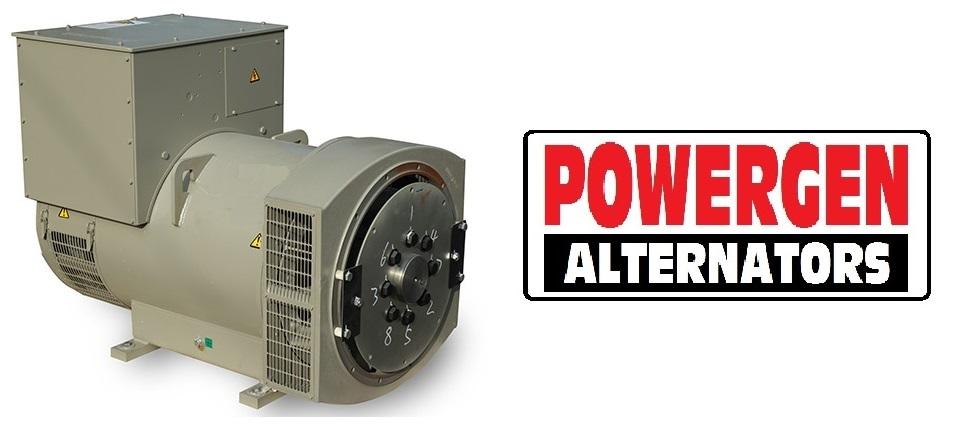 POWERGEN Alternators