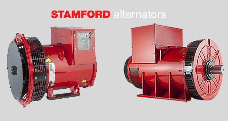 STAMFORD Alternators